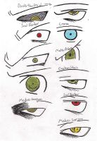 Soul Eater Eyes by Uchiha-Kiko