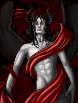 Mephistopheles by Hsumi