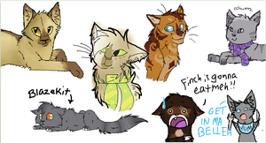 More iScribble by Warrioratheart