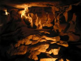 Cave by vilicia
