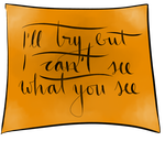 Request: I'll try but I can't see what you see by request-art