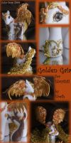 Golden Gaia by customlpvalley