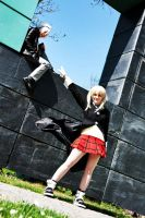 Soul Eater - Bring it on by kayleighloire