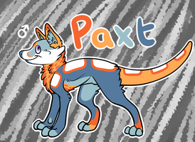 PAXT by BananaFlavoredShroom