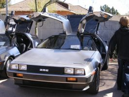 Delorean Goodness by aireona93