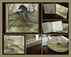 ali whitton album art by teaganwhite