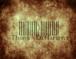 Think Diffirent by crimecontrol