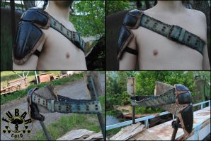 Ravager Shoulder Guard by Zaxnot