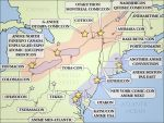 The Can-American East Coast Con Circuit by Henrickson