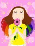 Colorful Optimism by TheMagnificentMorado