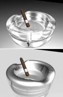 Ash trays by todd587