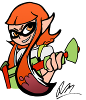 Inkling by Derede