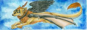 Two Part ACEO-Awaciu by itsmar