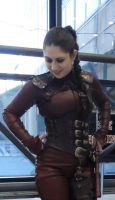 Mord Sith Trianna by ThePrincessNightmare