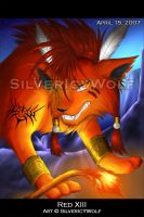 Red XIII by silvericywolf