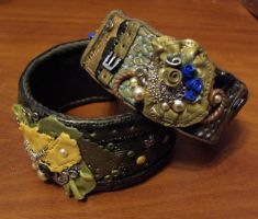 some bracelets by oione