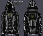thane hoodie - give me your input! by lupodirosso