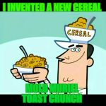 Mr. Turner's cereal by BigBranx2