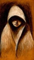 Cloaked Figure by SethFitts