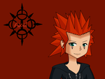 Axel No. VIII by Linkfann100