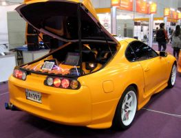Glory of the Supra Turbo by toyonda