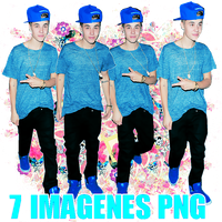 PACK PNG 57 JuSTIN bIEBER by MichelyResources