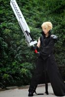 Final Fantasy Cloud Strief cosplay by Mcosplay