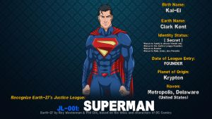 [Earth-27: Recognize] 1- Superman by Roysovitch
