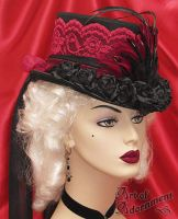 Lucrezia Riding Hat by Valerian