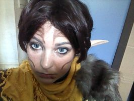 Merrill WIP 2 by TaliBelle-Cosplay