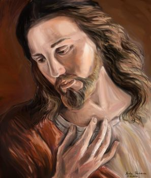 Jesus by shireen17