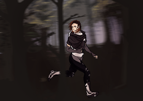 RUNNER 5 by joyahnke