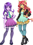 personajes Redimibles by sparks220stars