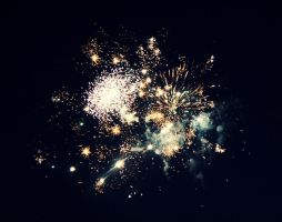 Fireworks XIV by thepunkexperience