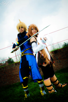 Tales of Symphonia: DOTNW - Perfect Partner by Junicchi