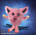 Jigglypuff In Real Life by DIVISION-6