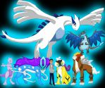 Pokemon Team by mimises