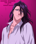 Kuchiki Byakuya ~After work~ by Mishinama-san
