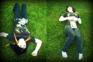 The Grass is Always Greener... by xLivingDeadGirl