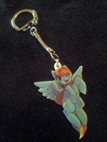 Rainbow Dash Keychain by Busoni