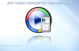 any video converter icon by tonev