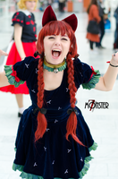 Touhou - Orin - [Rawr!] by GeniMonster