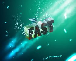 Fast to the deep by r3akc3