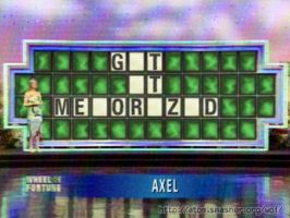 Word Puzzle by MiAmoure