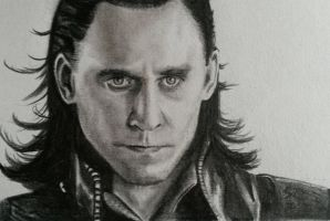Loki -The Avengers by tofu0004