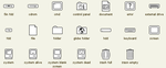 MacOS Classic Icons by TiberianHammer