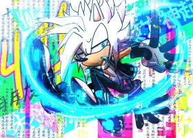 401 THE HEDGEHOG RETURN TO WORLDS. by Silveromi