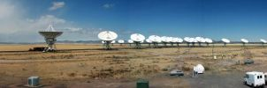 Very Large Array by fogllama