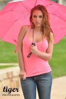 Stay Dry under my umbrella by tigerphotography