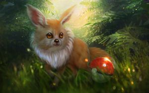 Eevee by DolceCaramella